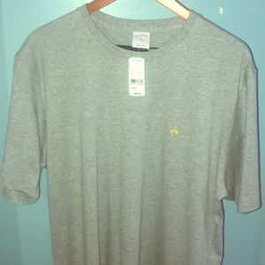 Brooks brothers gray tshirt new with tags not worn